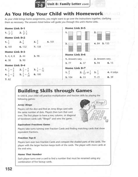 everyday mathematics worksheet images frompo