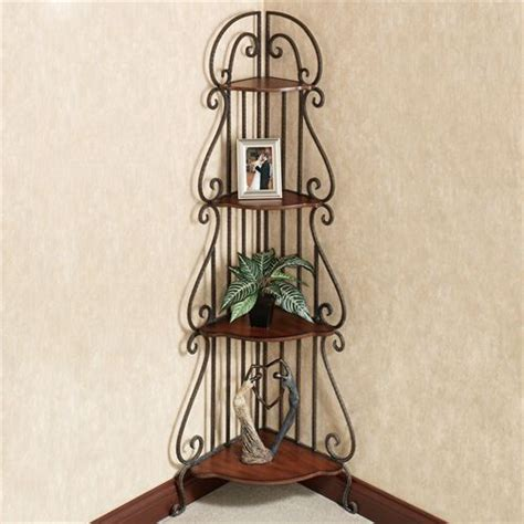 Corner Etagere Bathroom by Aviana Corner Etagere