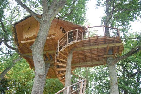 chambre cabane dans les arbres idée cadeau pour noël normandie cing comparer les