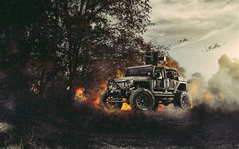 Jeep Wallpaper And Background Image