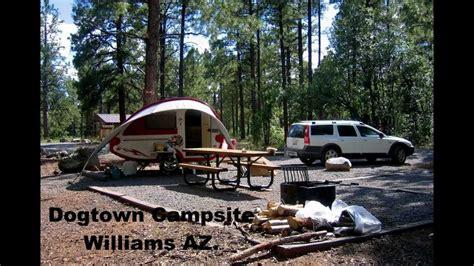 camping   tab travel trailer williams az white mt