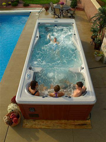 michaelphelps swim spas  easy  maintain
