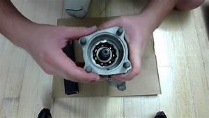 Honda Atv Pinion Bearing Removal 450