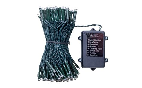 argos christmas lights sale 200 led multifunction string lights warm white was 163 19 99 now 163 7 99 4 tree