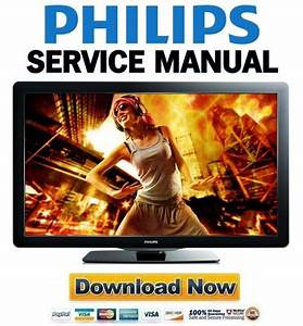 Philips 55pfl3907 Service Manual And Repair Guide