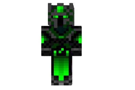 cool knight skin minecraft