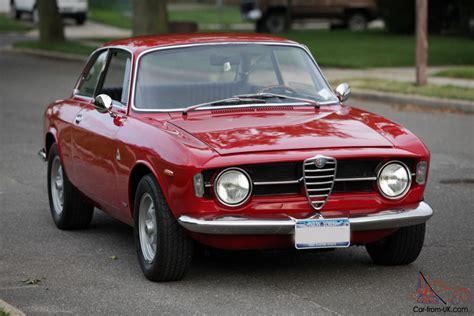1969 Alfa Romeo by 1969 Alfa Romeo Stepnose Gt Junior Beautifully Restored Car