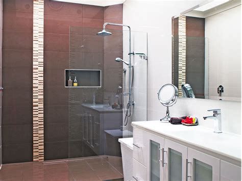 bathroom tiling ideas do it yourself our 15 000 bathroom upgrade australian