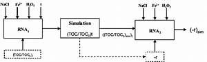 Diagram Representing The Reaction Rate Mathematical Model
