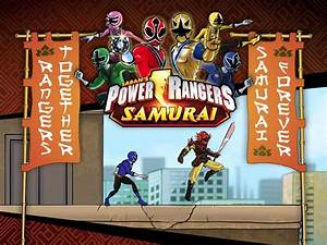 Power Rangers Samurai Megazords Games Getthelper