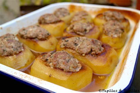 cuisiner la patate douce pommes de terre farcies