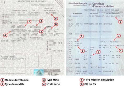 refaire une carte grise perdue refaire permis de conduire ou sa carte grise perdus