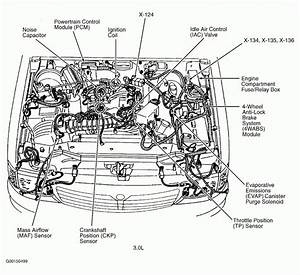 350z Engine Bay Diagram