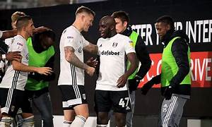 Fulham 2-1 QPR: Aboubakar Kamara scores brace as hosts ...