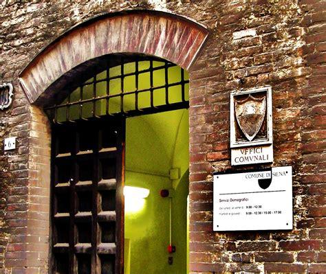 Ufficio Demografico by Il 21 Dicembre Chiuso L Ufficio Demografico Radio Siena Tv