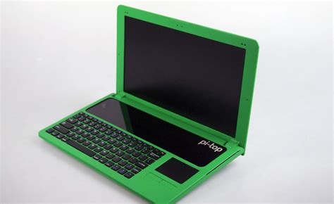 Raspberry Pi becomes a laptop