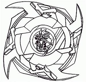 coloriage toupie beyblade a imprimer With simple power down