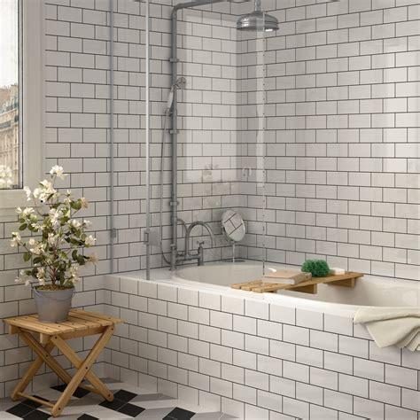 brick tiles for bathroom 7 space saving ideas for a small bathroom walls and floors 17510