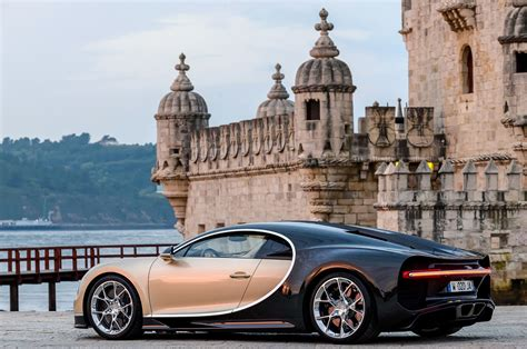 The bugatti chiron is meant to be the strongest, fastest, most luxurious and exclusive serial supercar in the world. 2018 Bugatti Chiron Gold 083 1 | Bugatti