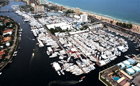Fort Lauderdale Boat Show 2018 Directions fort lauderdale international boat show