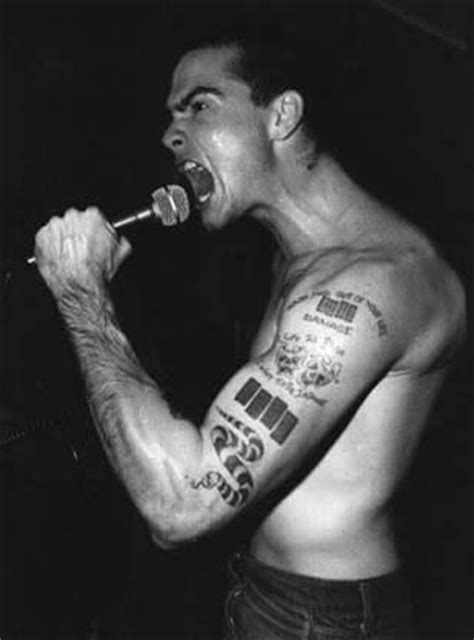 henry rollins tattoos pictures images pics