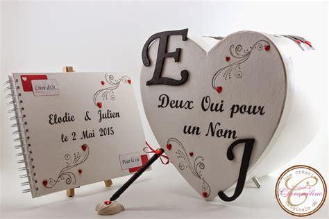 phrase faire part mariage urne ensemble urne et livre d or noir blanc et l