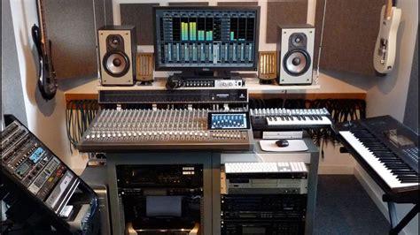 Home Recording Studio : Come Creare Un Home Studio Recording-youtube