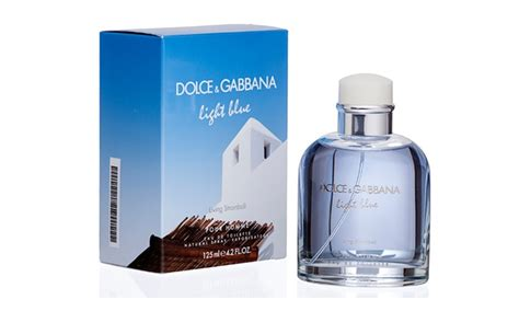 Jcpenney Light Blue Perfume by D G Light Blue Living Stromboli Groupon Goods