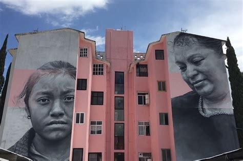 This City Hopes That These Beautiful Giant Murals Will
