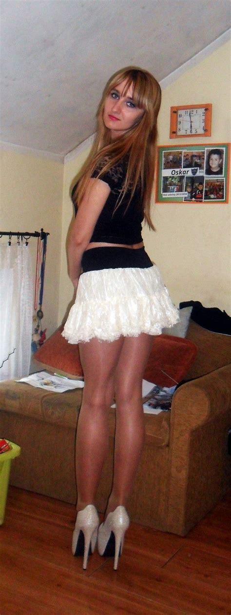 Amazing Pantyhose Tranny Lady Big Teenage Dicks