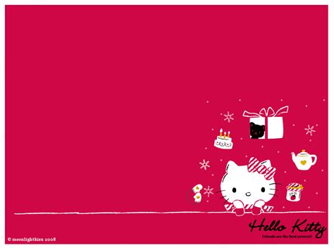 Hello Kitty Wallpaper Hd Collections