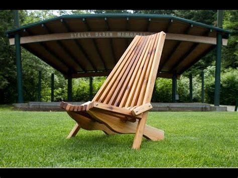 Folding Rocking Lawn Chair by How To Make A Folding Cedar Lawn Chair Diy Woodworking