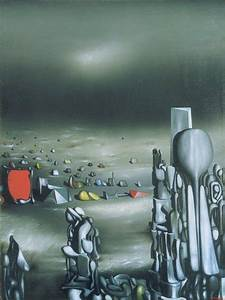 17 Best images about Yves tanguy on Pinterest   In the ...