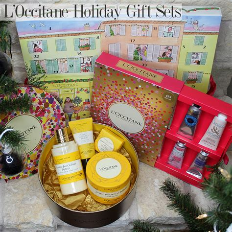 gorgeous l occitane holiday gift sets citizens of beauty