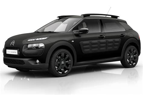 Citroen C4 Cactus gets new all-black OneTone trim