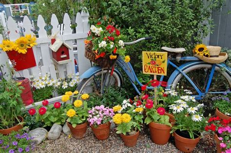 Gartendeko Fahrrad by Kreative Gartenideen Deko Aus Altem Fahrrad Selber Machen