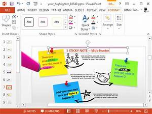 Annotate Slides Using Animations With Highlighter