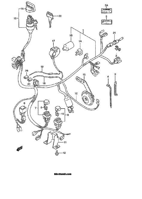 Suzuki King 300 Atv Wiring Diagram by 2000 Suzuki King 300 Service Manual Pdf