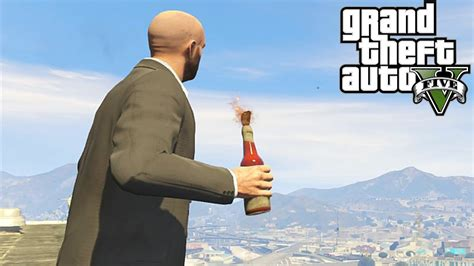gta  secret molotov cocktail fire bottle locations