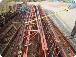 45 foot long steel truss gagnon demolition With attic trusses for sale