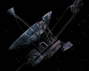 Pioneer 10 and 11 Spacecraft - Pics about space