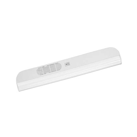 westek 18 in in fluorescent white cabinet light