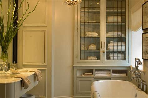 built  bathroom cabinets design ideas
