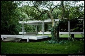 Mies Van Der Rohe Sessel : ludwig mies van der rohe farnsworth house gunner architect ~ Eleganceandgraceweddings.com Haus und Dekorationen