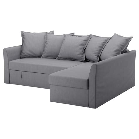 ikea holmsund sofa bed holmsund corner sofa bed nordvalla medium grey ikea