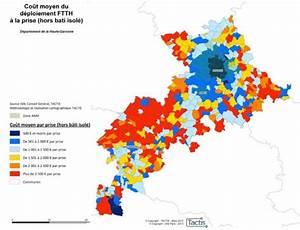 Leboncoin 31 Haute Garonne : carte du d ploiement fibre optique dans la haute garonne ~ Dailycaller-alerts.com Idées de Décoration