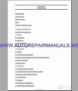 Ford Explorer Repair Manual Download