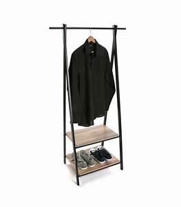 Portant Vetement Bois : porte manteaux pat res ~ Teatrodelosmanantiales.com Idées de Décoration