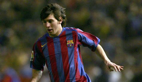 young messi destroying teams