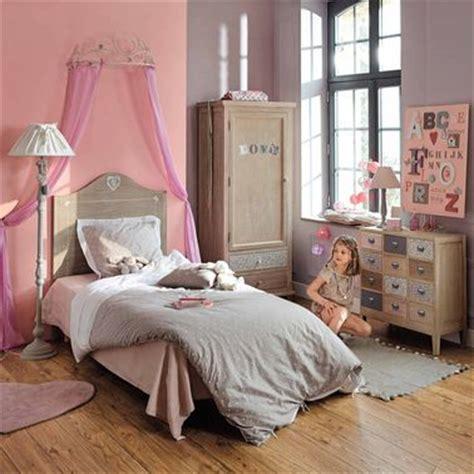 un ciel de lit maisons du monde pour une vraie chambre de